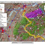 Impact of I–3 on Landscape Conservation Areas in Southern Appalachians - 129